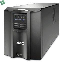 SMT1500IC APC Smart-UPS 1500 VA LCD 230 V z usługą SmartConnect