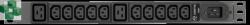 VERTIV listwa PDU BASIC (10) C13, (2) C19, 1U, 16A, 3,6kW (VP9559)