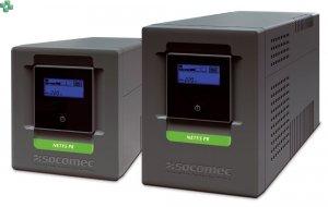 NPR-1000-MT UPS NETYS PR MT 1000VA/700W 230V/AVR/LCD/4xIEC/U<br />SB