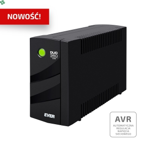 UPS EVER DUO 350VA/245W AVR