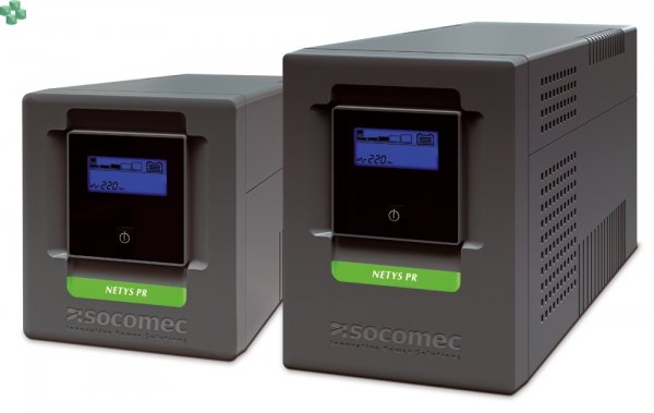 NPR-1000-MT UPS NETYS PR MT 1000VA/700W 230V/AVR/LCD/4xIEC/USB