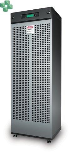 Pojedynczy zasilacz UPS APC MGE Galaxy 3500 10/15/20/30/40 kVA, 3F/3F lub 3F/1F, usługa rozruchu 5X8, bez lub z bateriami wewnętrznymi