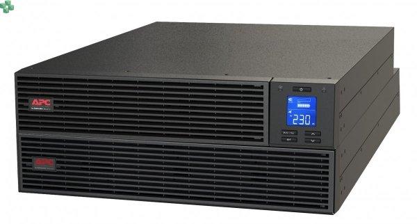 SRV10KRIRK Zasilacz APC Easy UPS On-Line SRV RM 10kVA/10kW, 230V z zestawem szyn do szafy