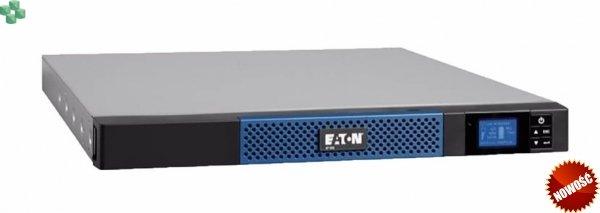 5P1550VAGR-L Zasilacz UPS EATON 5P 1550VA/1100W, 230V, 1U, bat. Li-Ion, 5 lat gwarancji