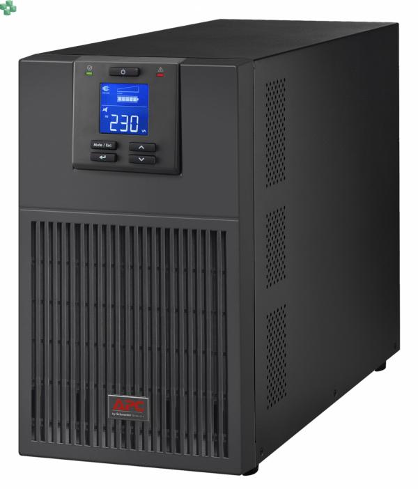 SRV3KIL Zasilacz APC Easy UPS SRV 3000VA/2400W 230V w zestawie z modułem bateryjnym
