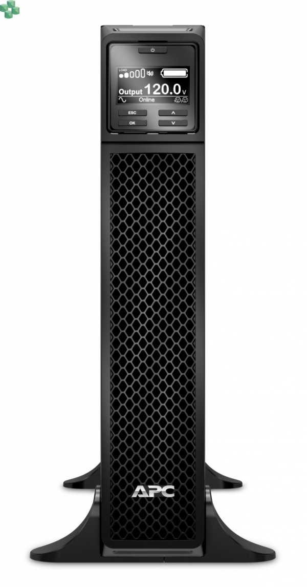 SRT1500RMXLI-NC Zasilacz awaryjny APC Smart-UPS SRT 1500VA/1500W 230V, PF=1, wersja rack, karta SNMP
