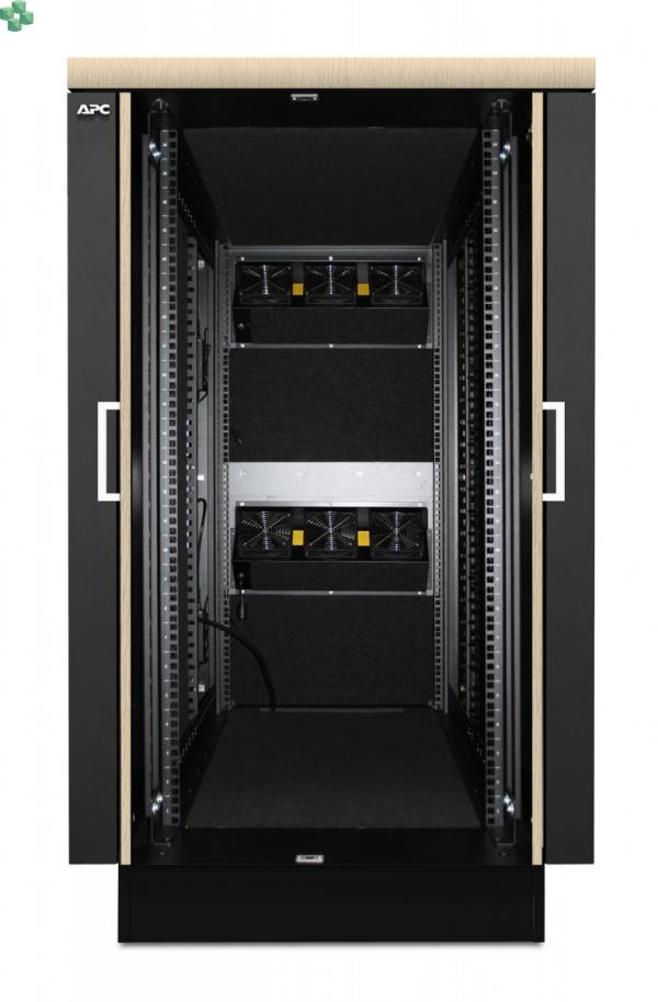 AR4024IA Wyciszona meblowa szafa serwerowa  - NetShelter CX 24U