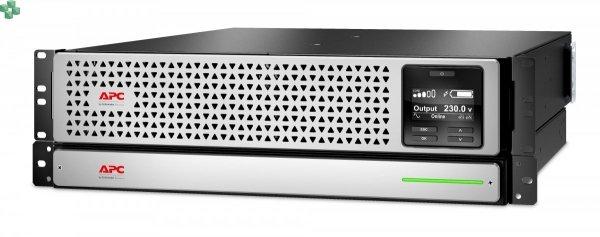 SRTL2200RMXLI-NC Zasilacz APC Smart-UPS SRT Li-Ion 2200VA RM 230V z kartą sieciową