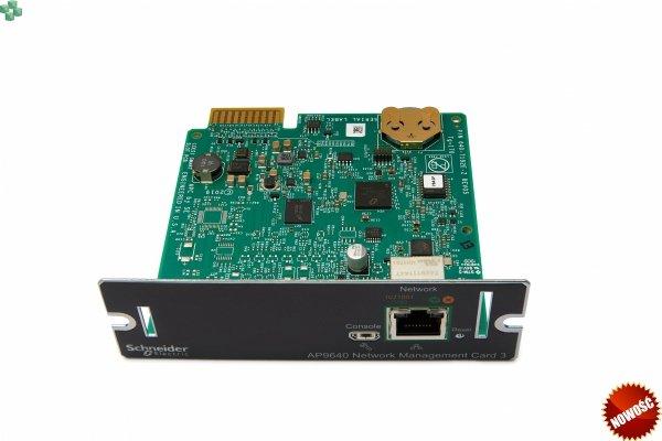 AP9640 Karta zarządzająca UPS Network Management Card 3