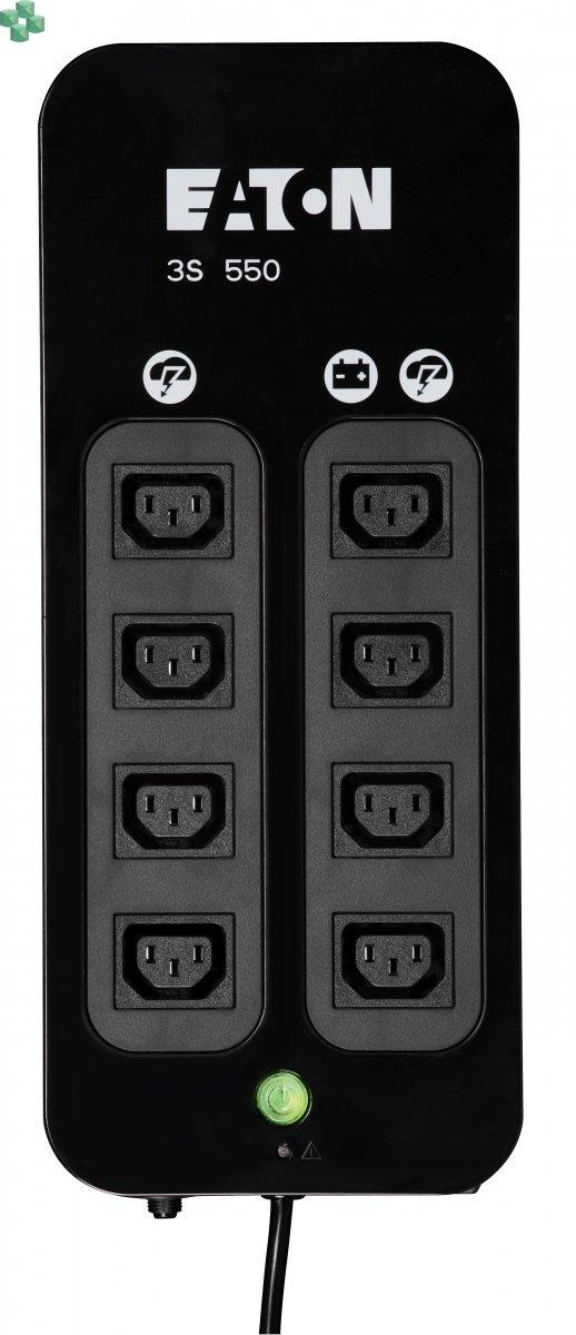 3S550IEC UPS Eaton 3S 550 VA/330W
