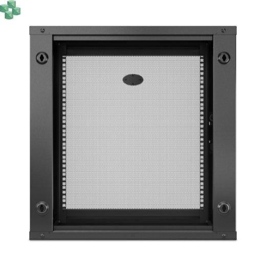 AR112SH6 Szafa Rack APC NetShelter WX 12U do montażu na ścianie z pojedynczym zawiasem o głębokości 600 mm