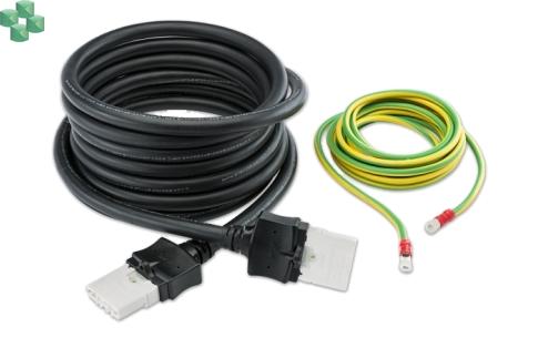 SRT002 Przedłużacz 4,57 m do APC Smart-UPS SRT i zewnętrznych pakietów akumulatorowych 192 VDC, dla zasilaczy UPS 5/6 kVA