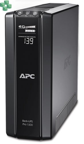 BR1500GI APC Power-Saving Back-UPS Pro 1500VA/ 865W, 230V