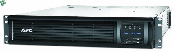 SMT3000RMI2UNC APC Smart-UPS 3000 VA LCD do montażu w szafie, 2U, 230 V z kartą sieciową
