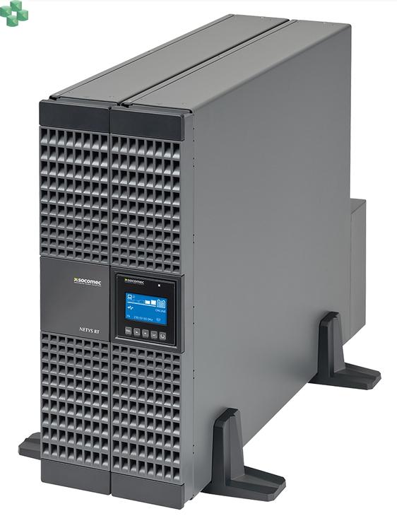 NRT3-11000K Zasilacz UPS NETYS RT 11000VA/10000W 230V 50/60Hz On-Line, podwójna konwersja (VFI).