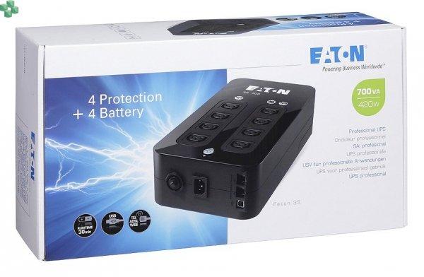 3S700IEC UPS Eaton 3S 700 VA/420W