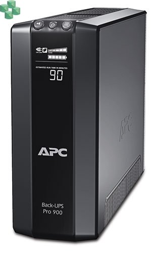 BR900G-FR APC Power-Saving Back-UPS Pro 900VA/540W, 230V, CEE 7/5