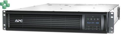 SMT3000RMI2UC APC Smart-UPS 3000 VA LCD do montażu w szafie rack, 2U, 230 V, z usługą SmartConnect