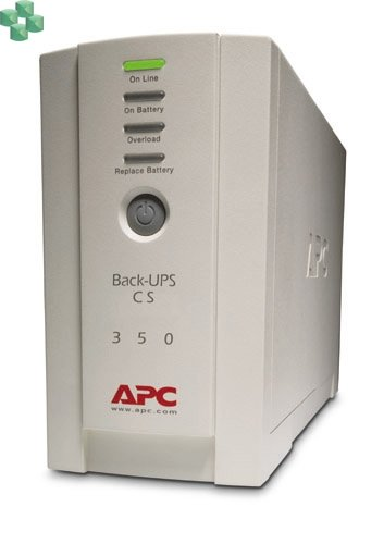 BK350EI BACK-UPS CS 350VA/210W USB/SERIAL 230V
