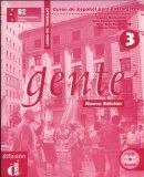 Gente 3 B2 Nueva edicion
