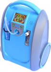 Koncentrator Tlenu Przenośny Tokyo Mini z Baterią
