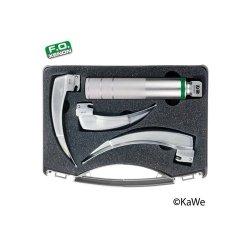 Zestaw Laryngoskopowy dla Dorosłych KaWe Macintosh F.O. - Różne Rodzaje