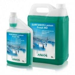 Surfanios Lemon Fresh - Różne Pojemności 1l, 5l