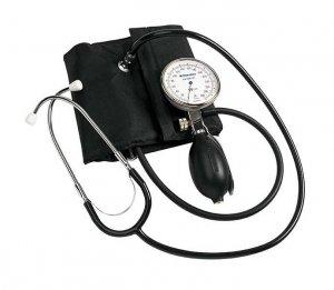 Ciśnieniomierz Manometryczny Zintegrowany z Wbudowanym Stetoskopem Riester Sanaphon - Różne Rodzaje