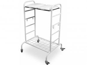 Wózek do Brudnej Bielizny II-Częściowy WZ2