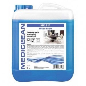 Pianka do Mycia Powierzchni Zmywalnych MC-211 - Różna Pojemności 1l, 5l