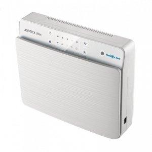 ASEPTICA CLINIC - Oczyszczacz Powietrza z Wielopoziomowym Filtrem i Lampą UV-C