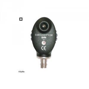 Oftalmoskop KaWe EUROLIGHT E30, Główka Optyczna