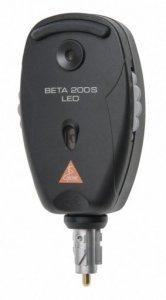 Oftalmoskop Heine BETA 200 S LED, Główka Optyczna