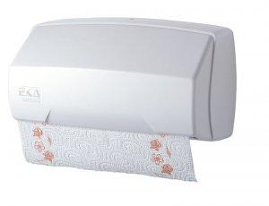 Pojemnik na Ręczniki w Rolce Biały 096-01