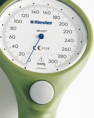 Ciśnieniomierz Manometryczny Zintegrowany Riester ri-san - Różne Rodzaje i Kolory