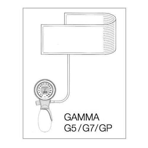 Mankiet do Ciśnieniomierzy G5, G7, GP HEINE - dla Otyłych, Obwód - 35-47 cm