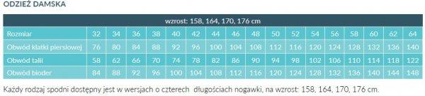 Żakiet Damski 1502 - Różne Rodzaje
