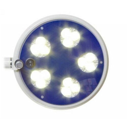 Lampa Zabiegowo-Diagnostyczna L21-25P LED Bezcieniowa, Ścienna