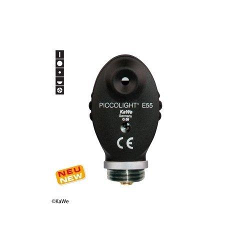 Oftalmoskop KaWe PICCOLIGHT E55, Główka Optyczna