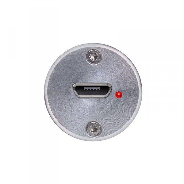 Otoskop AURIS LED-RING LUXASCOPE z Ładowarką USB