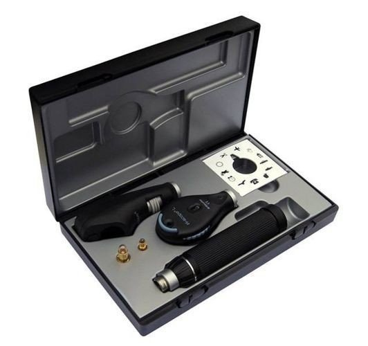 Zestaw Ri-Vision - Retinoskop Ri-Scope Plamka + Oftalmoskop Ri-Scope L2 - Różne Rodzaje