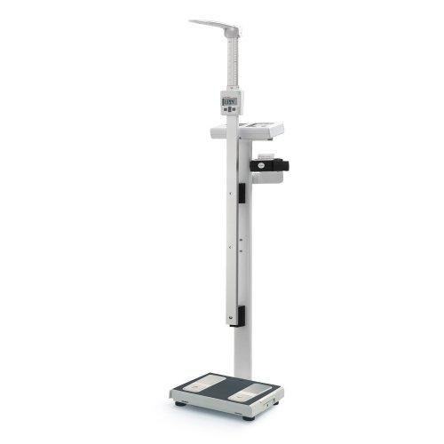 Elektroniczna Waga Medyczna z Pomiarem Wody, Tłuszczu i BMI Charder MBF 6010 (klasy III) ze Wzrostomierzem i Drukarką