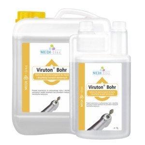 Viruton Bohr Płyn do Dezynfekcji Narzędzi Obrotowych - Różne Pojemności 1l, 5l