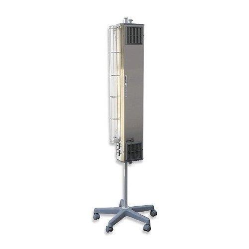 Lampa Bakteriobójcza Przepływowa Dwufunkcyjna NBVE60/30PL - Przejezdna (do 20m2) Licznik z Wyświetlaczem - Różne Rodzaje