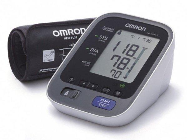 Ciśnieniomierz Elektroniczny Omron M6 IT Model 2014
