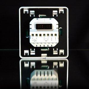 REGULATOR TEMPERATURY E91 Dotykowy LCD Tygodniowy Cyfrowy Podtynkowy Menred