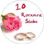 Hokus - opłatek na rocznicę ślubu