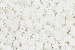 Posypka dekoracyjna confetti płatki śniegu 1 kg