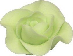 Róża Max 6 szt. pistacjowa