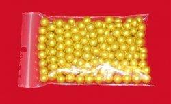 Włoskie Perełki Złote 6,5 mm - 450g